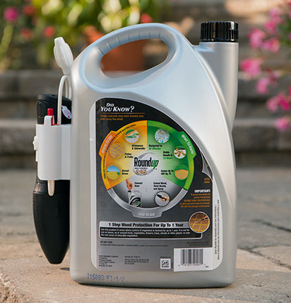Roundup® Weed & Grass Killer product