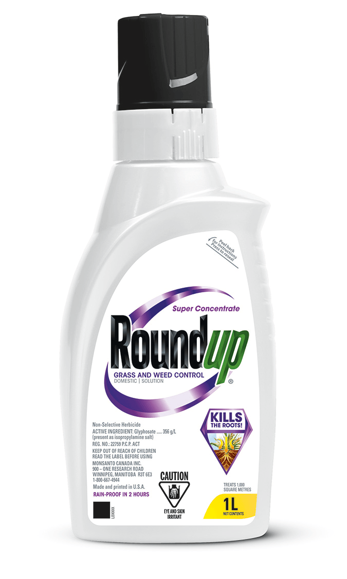 Super Concentrate Weed Control 1L | Roundup