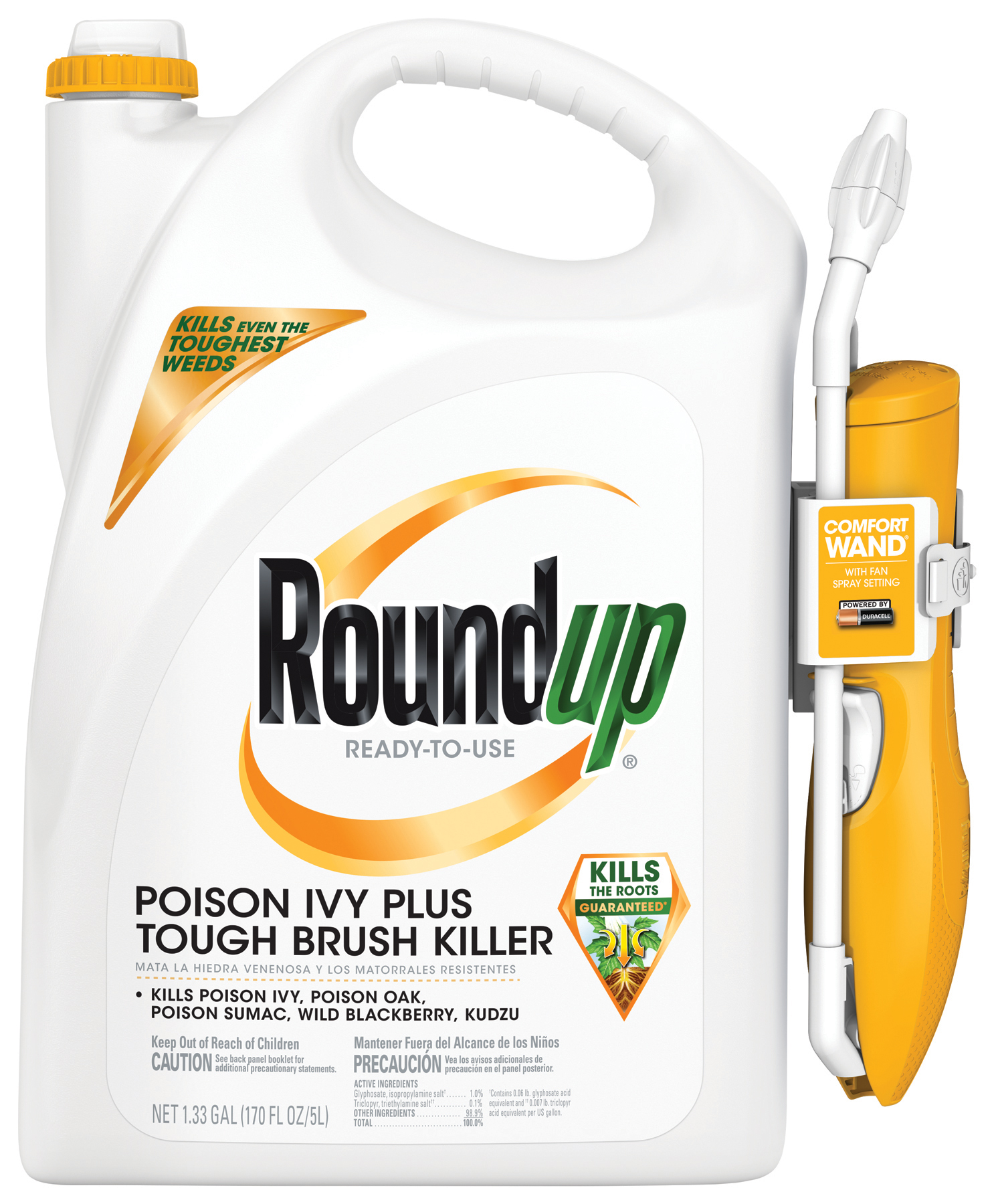 Poison Ivy Control Roundup Poison Ivy Plus Tough Brush Killer
