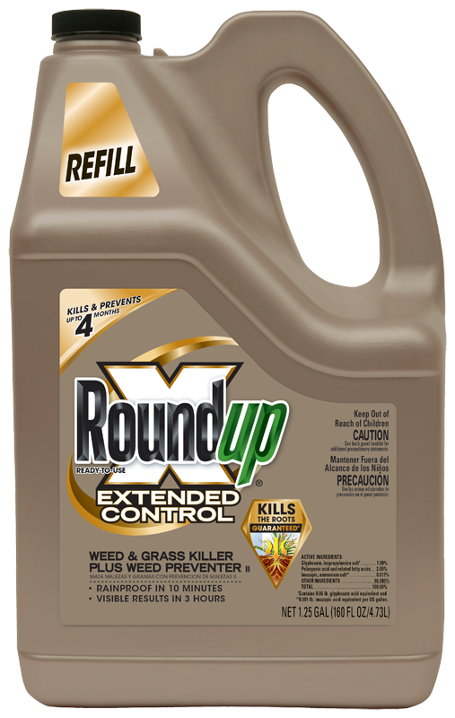 Roundup® Extended Control Weed & Grass Killer Plus Weed Preventer Refill