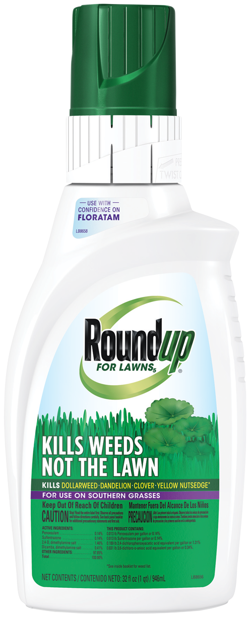Roundup for Lawns Southern Conc