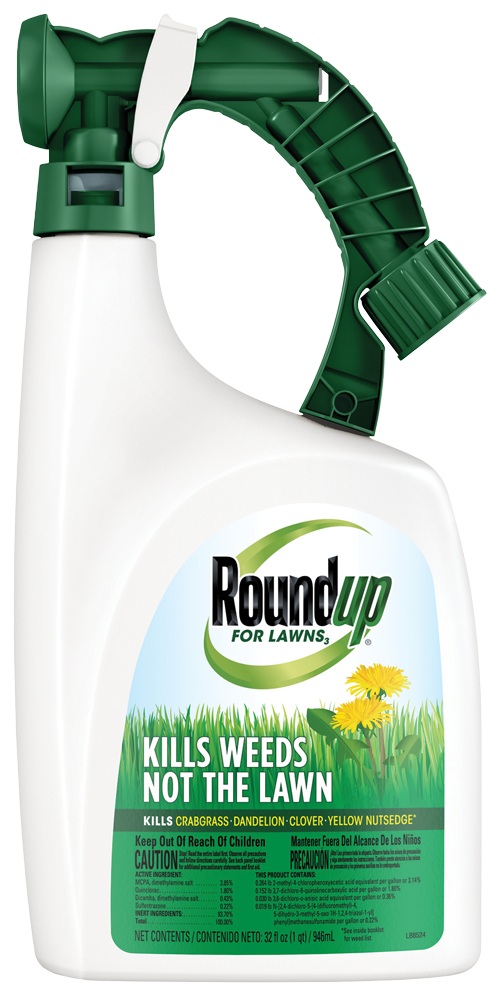 Roundup For Lawns North RTS