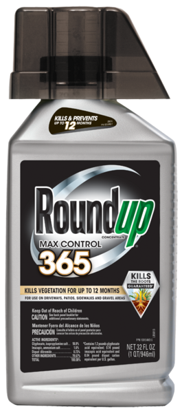 Roundup Concentrate MAX Control 365