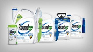 Roundup applicator products in-line.