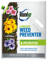 Bag of Roundup Weed Preventer