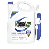 Jug of Roundup® Ready-To-Use Weed & Grass Killer III with Comfort Wand®