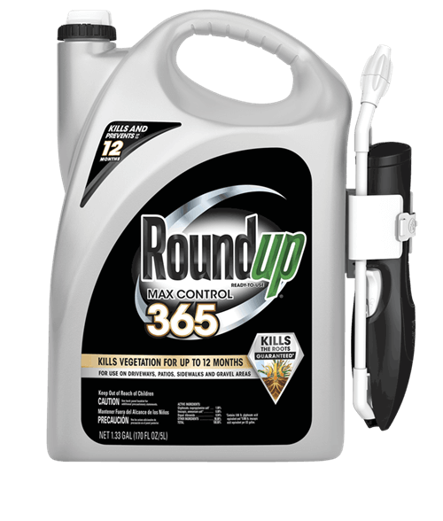 Roundup® Max Control 365 products