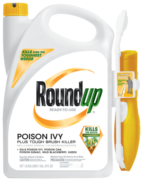 Roundup® Poison Ivy Plus Tough Brush Killer products