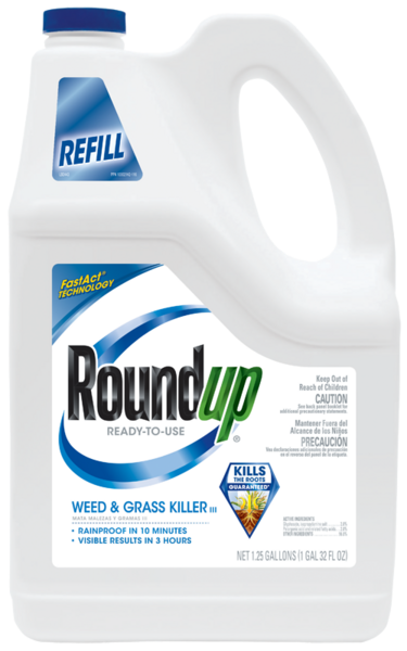 Roundup® Ready-To-Use Weed & Grass Killer III Refill