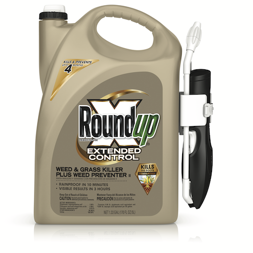 ROUNDUP® EXTENDED CONTROL WEED & GRASS KILLER PLUS WEED PREVENTER PRODUCTS