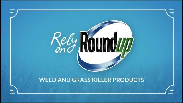 Rely on Roundup Weed and Grass Killer Products