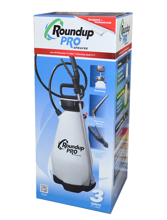 Roundup Pro® Sprayer for Commercial Use