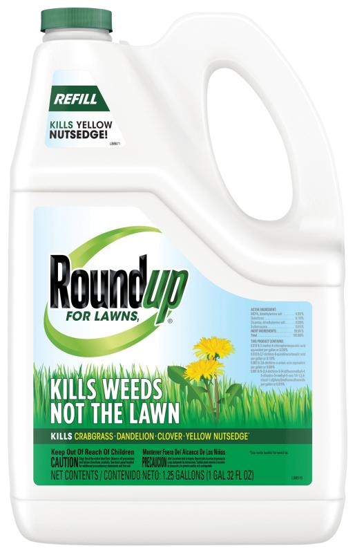 Roundup® For Lawns<sub>1</sub> Refill