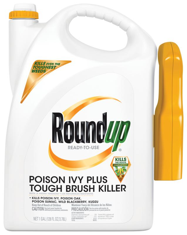 Roundup® Ready-To-Use Poison Ivy Plus Tough Brush Killer with Trigger Sprayer