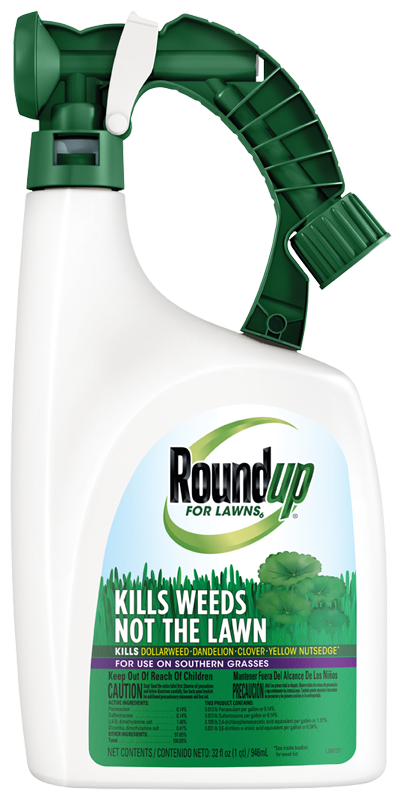 Roundup® For Lawns Ready-to-Spray