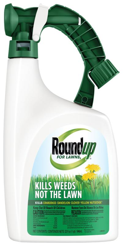 Roundup® For Lawns3 Ready-to-Spray