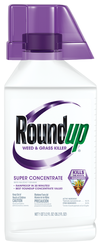 Roundup® Weed & Grass Killer Super Concentrate