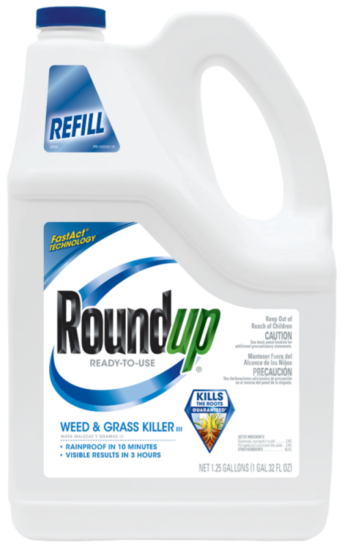 Roundup Ready To Use Weed And Grass Killer III Refill