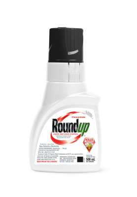 Roundup® Grass and Weed Control - 500 mL Concentrate