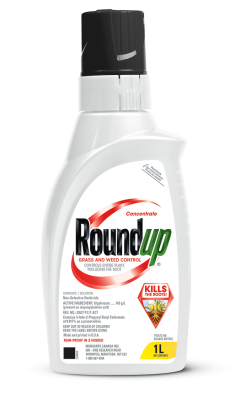 Roundup® Grass and Weed Control - 1 L Concentrate