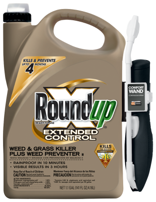 Roundup® Ready-To-Use Extended Control Weed & Grass Killer Plus Weed Preventer II with Comfort Wand