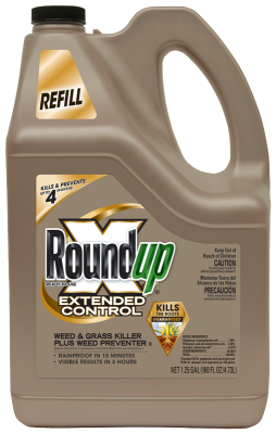 Roundup® Ready-To-Use Extended Control Weed & Grass Killer Plus Weed Preventer II Refill