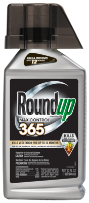 Roundup® Concentrate MAX Control 365
