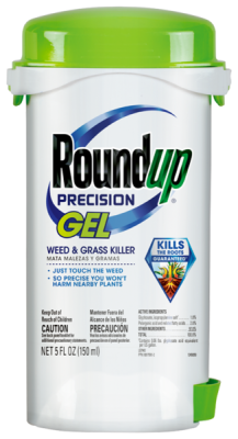 Roundup® Precision Gel® Weed & Grass Killer