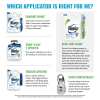 Which Applicator is Right for me?